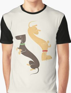 Dachshunds Graphic T-Shirt