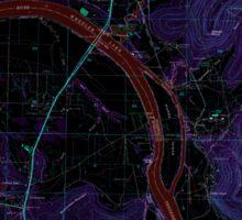 USGS TOPO Map Alabama AL Farley 303819 1964 24000 Inverted Sticker