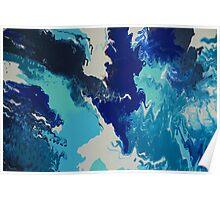 Ocean tropical breeze Poster