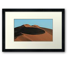 Namibia - land of contrasts 2 Framed Print
