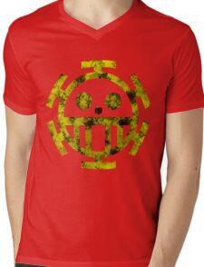 one piece- heart pirates  Mens V-Neck T-Shirt