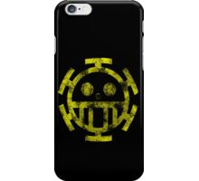 one piece- heart pirates  iPhone Case/Skin