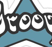 groovy program language Sticker