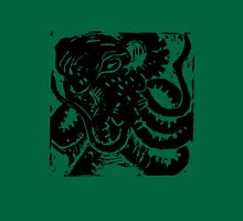 Octopus - Museum Linocut Collection Unisex T-Shirt
