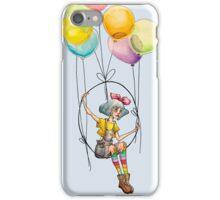 Fly Away v.2 iPhone Case/Skin