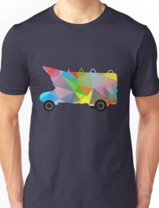 Desi Truck Art Unisex T-Shirt