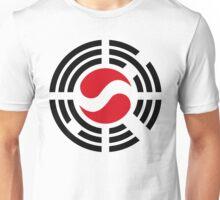 Korean Austrian Multinational Patriot Flag Series Unisex T-Shirt