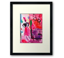 Twisted Kingdom Framed Print