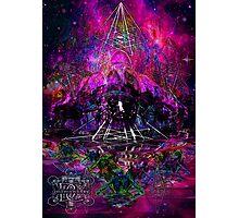 Pyramid Trinity Mind Expansion Photographic Print