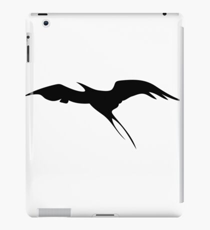 Flying birds silhouette iPad Case/Skin