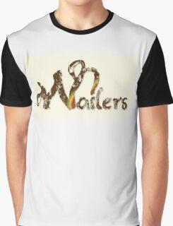 Wailers Lion Zion  Graphic T-Shirt