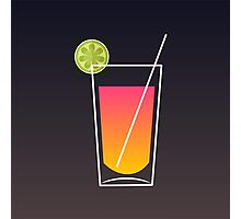 Cocktail Photographic Print