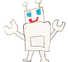 Robot by SOPHIAandLOLA