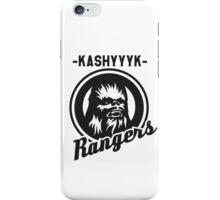 Kashyyyk - Rangers iPhone Case/Skin
