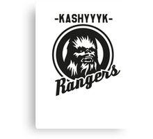 Kashyyyk - Rangers Canvas Print