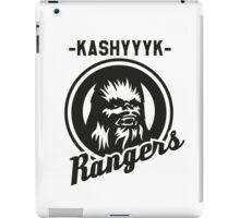 Kashyyyk - Rangers iPad Case/Skin