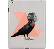 like a bird iPad Case/Skin