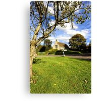 St James Church, Tytherington, Wiltshire, UK Canvas Print