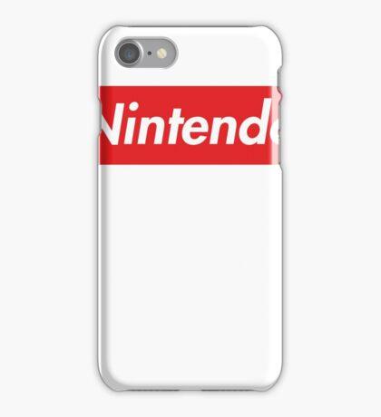 "Nintendo ""sup"" style iPhone Case/Skin"