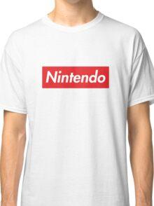 "Nintendo ""sup"" style Classic T-Shirt"