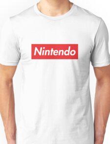 """Nintendo """"sup"""" style Unisex T-Shirt"""