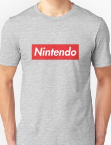 "Nintendo ""sup"" style T-Shirt"