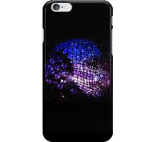 Future Face in Space iPhone Case/Skin
