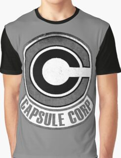 °DRAGON BALL Z° Capsule Corp V1.0 Graphic T-Shirt