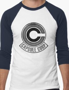 °DRAGON BALL Z° Capsule Corp V1.0 Men's Baseball ¾ T-Shirt