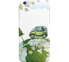 Full of life on earth material iPhone Case/Skin