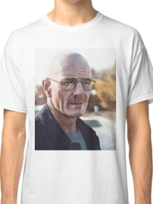 Walter White - Breaking Bad Classic T-Shirt