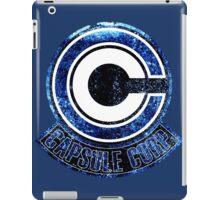 °DRAGON BALL Z° Capsule Corp V2.0 iPad Case/Skin