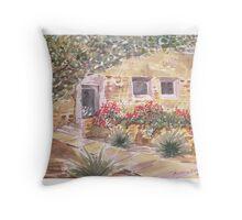 Southwest style Throw Pillow