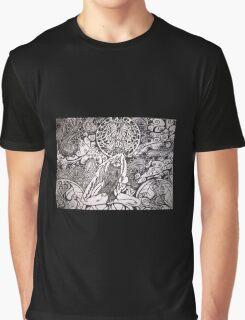 Raja kapotasana Graphic T-Shirt