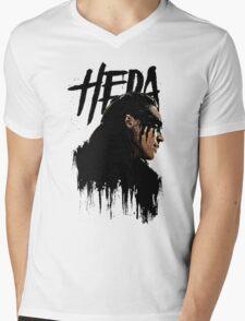 heda lexa Mens V-Neck T-Shirt