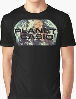 Planet Casio Graphic T-Shirt