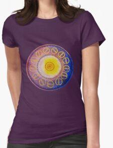 Sunset - risku Womens Fitted T-Shirt