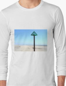 West Wittering Beach Long Sleeve T-Shirt