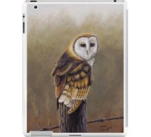 His Majesty sits iPad Case/Skin