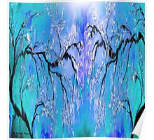 On A Clear Day ~ Abstract 29+ wall Art + Products Design  Poster