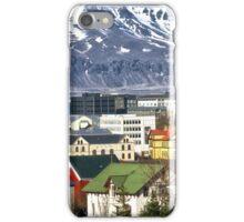 Old Reykjavik iPhone Case/Skin