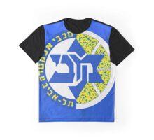 Maccabi Tel Aviv Graphic T-Shirt