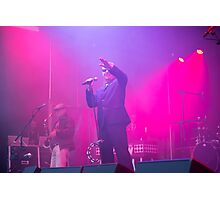 Madness play to huge crowds on the newly opened Hastings Pier Photographic Print