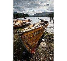 Ten to Carry Two At Derwentwater Photographic Print