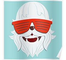 Party at Yeti's (Snow Yeti Edition) Poster
