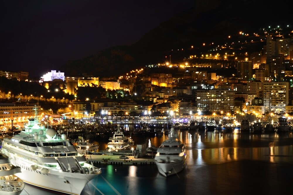 Bright Lights of Monte Carlo  by Stephen Frost