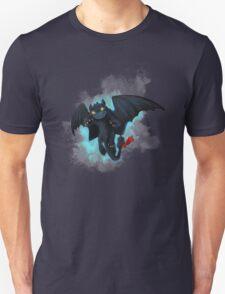 Alpha Toothless Unisex T-Shirt