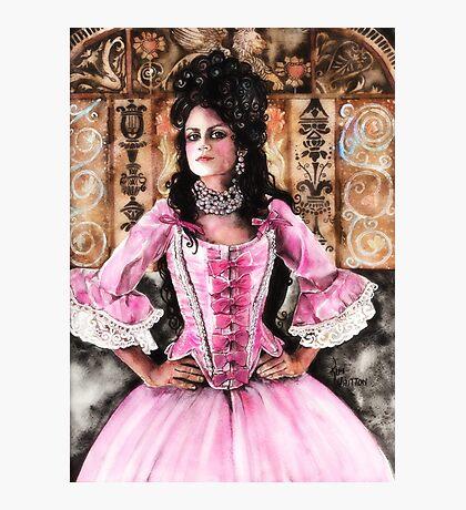 Lady Lorraine Photographic Print