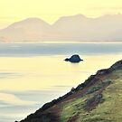 Isle of Skye overlooking the Sound of Raasay by Stephen Frost