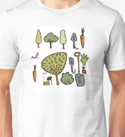 gardening Unisex T-Shirt